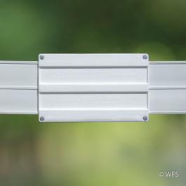 Splice Cover, White