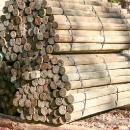 """Southern Yellow Pine, PT 5-6"""" x 8'"""
