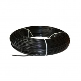Polyplus 1320', Black (Polymer Coated Wire)