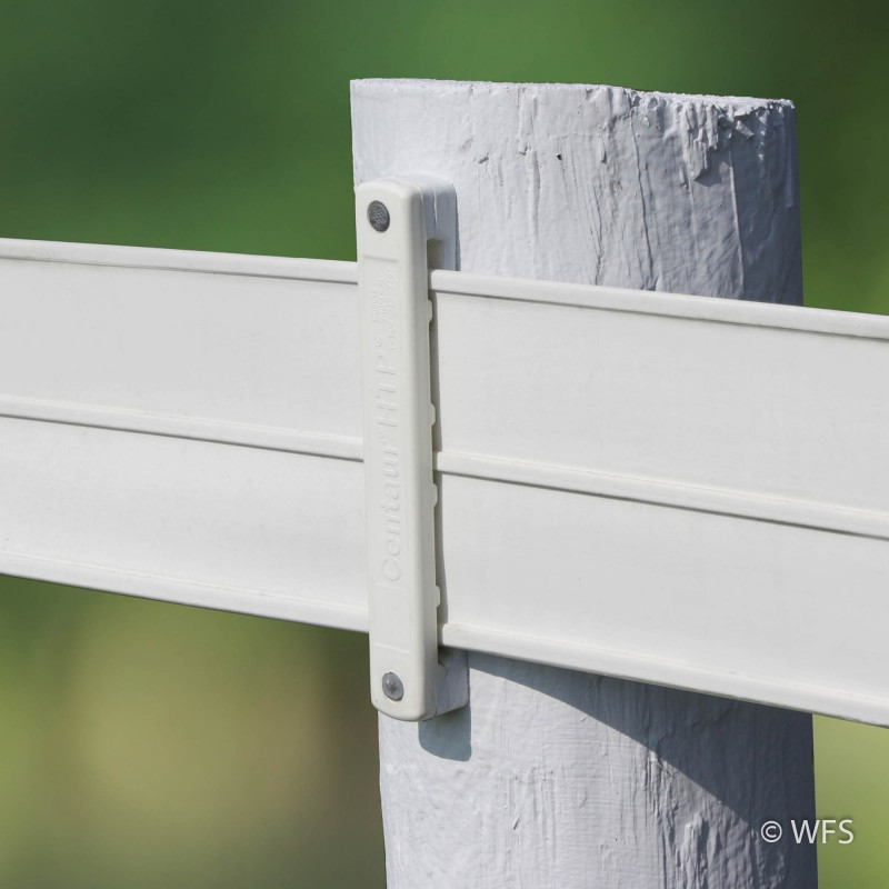 Centaur®/Hot Rail® Bracket, White