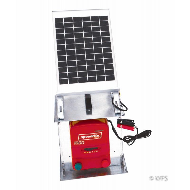 Speedrite Solar 1J Energizer