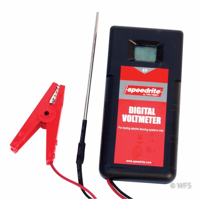 Speedrite Digital Volt Meter