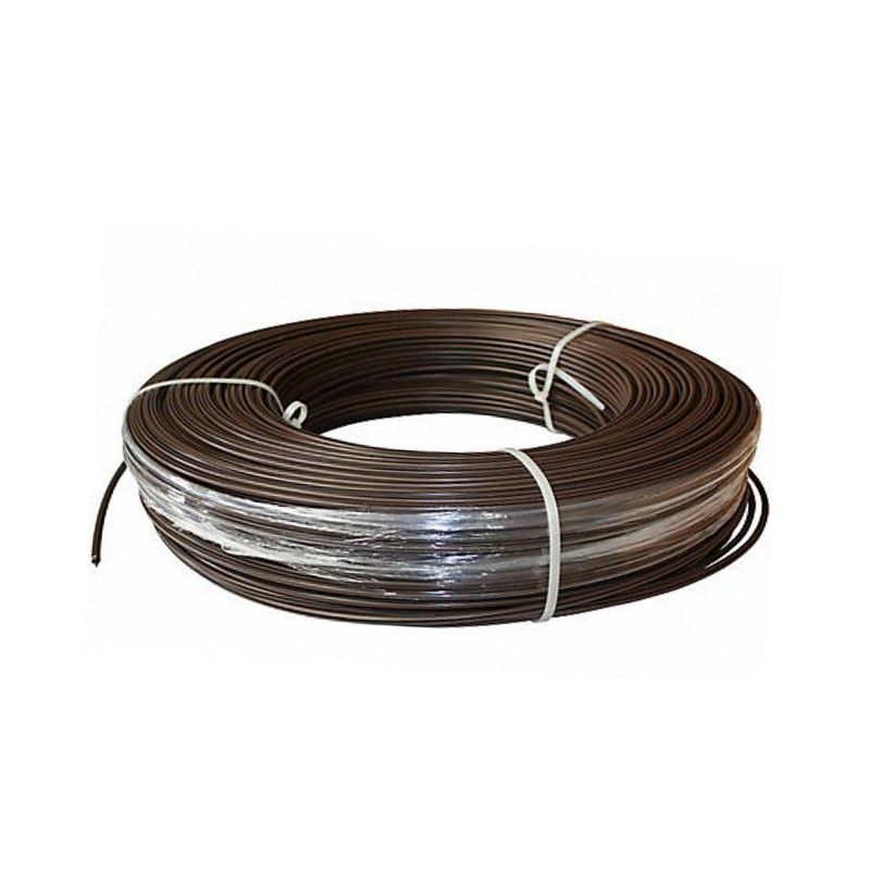 Brown Lightning (Polymer Coated Wire)