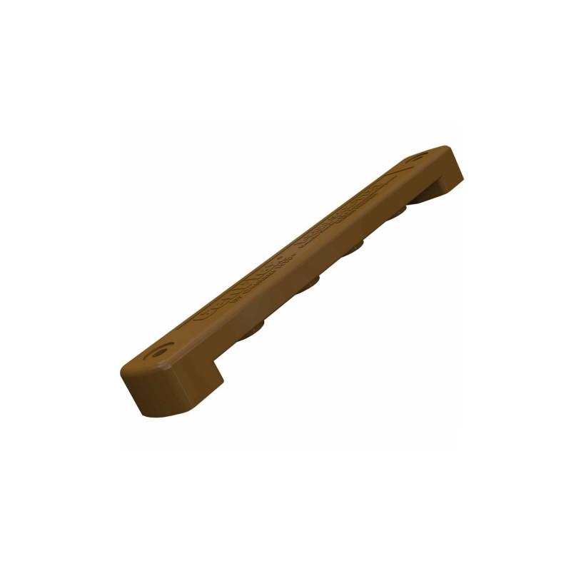 CenFlex® Bracket, Brown (Polymer Coated Wire)