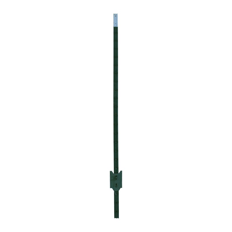 5' Heavy Duty Painted Steel T-Post (Posts)