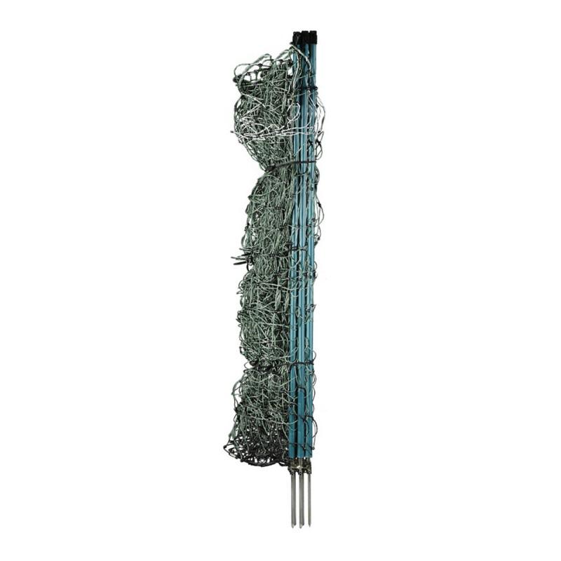 PermaNet® 10/48/6 x 150', Green/Black (Electric Netting)