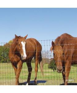 Bekaert 2x4 Horseman® 12½-14 Gauge ZA Black, 19-72-2, 100'