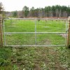 "62"" x 10' Heavy Duty 2x4"" Mesh Gate"