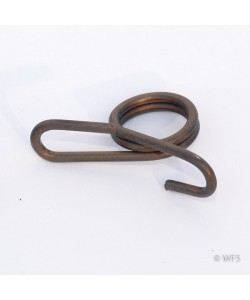 """11/16"""" Stainless Steel Spring Clips"""
