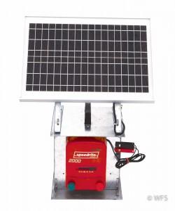 Speedrite Solar 2J Energizer
