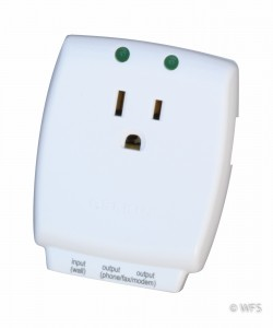 Surge Protector for 110V Energizers