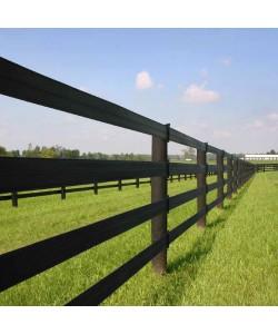 """660' Centaur® HTP® 5"""" Rail, Black"""